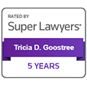 Tricia Super Lawyer 5 Year