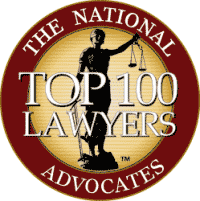 Top 100 National Lawyers Advocates